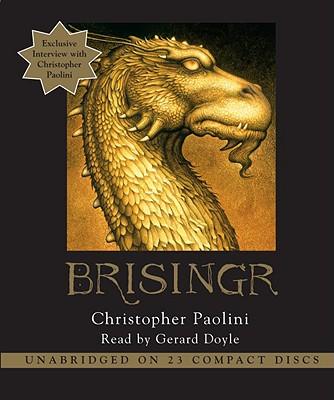 [CD] Brisingr By Paolini, Christopher/ Doyle, Gerard (NRT)